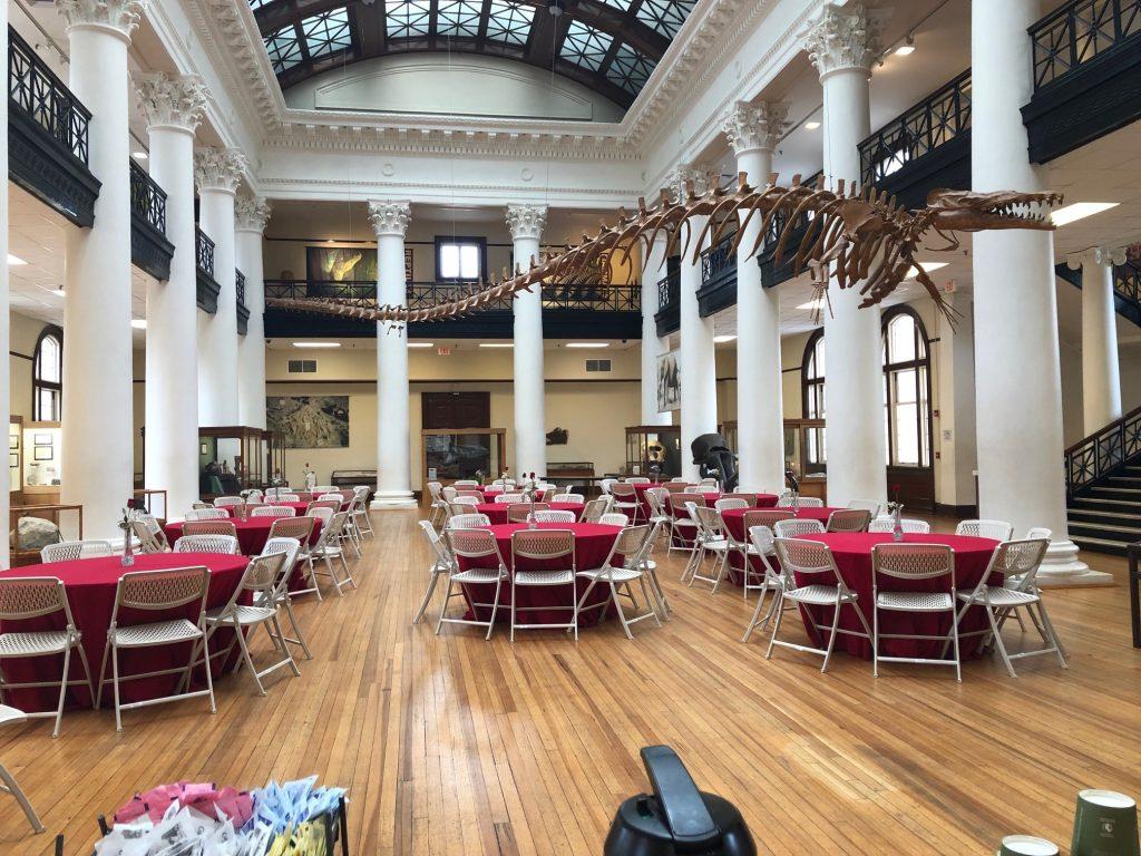 BSC Awards Reception at Alabama Museum of Natural History
